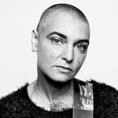 Sinead O'Connor by Peter Hapak