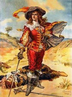 """Ana Lezama de Urinza - Known as """"The Valiant Ladies of Potosi"""", two aristocratic 17th-century lesbian lovers disguised themselves as cowboys and fought to clean up one of the toughest towns in all of South America."""