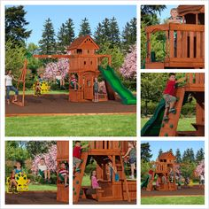 Backyard Discovery Caribbean Cedar Swing Set Sam S Club