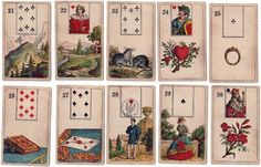 """""""Like every good soul born, I have selflessly spread some benefits to the miserable, and offer consolations to suffering souls. Also my dedication in adversity, my firmness, all my conduct, has received at all times the approval of various parties"""". (Mlle. Lenormand)"""
