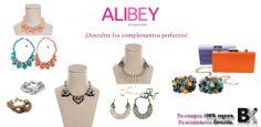 ¿Eres una mujer urbana, trendy y femenina? Te traemos la nueva temporada de @ALIBEY accesorios accesorios disponible ya en nuestro ecommerce. Tenemos el complemento perfecto para tu estilo. Descúbrelo pinchando en el siguiente enlace: http://ecommerce.brokerfashion.com/59_alibey?bf_web_code=0&id_manufacturer=59&p=1&n=50