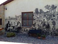 Murale di Stintino - Foto di: fotosardegna.net