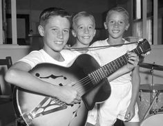 Bee Gees as children, 1959