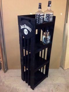 Jack Daniels display