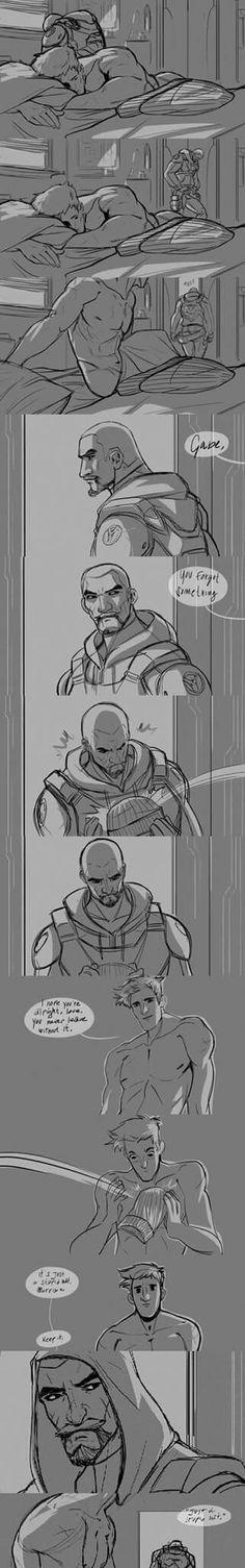 Reaper76 #overwatch(Bad Romance)  Support Artist on tumblr- ufficiosulretro