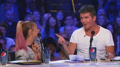 Demi Lovato and Simon Cowell - Funniest moments on The X factor - Season...