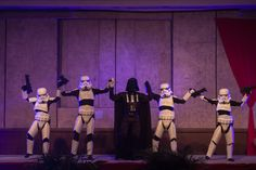 Star Wars Dance Show During The Summer, Riviera Maya, Summer 2016, Star Wars, Camping, Dance, Vacation, Stars, Concert