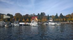 #Berlin #Wannsee Go with your #UBahn ticket to the Wannsee. Lovely trip!