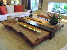 ESTILO RUSTICO: mesas rusticas