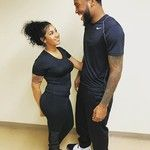 Designer Clothes, Shoes & Bags for Women Chris And Queen, Never Have I Ever, Bae Goals, Relationship Goals, Relationships, Match Me, Black Love, Couple Goals, Cute Couples