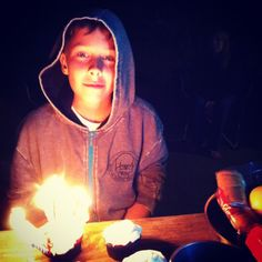 Christopher's 13th Birthday October 2012.