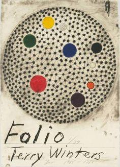 Terry Winters, Folio, 1985-86
