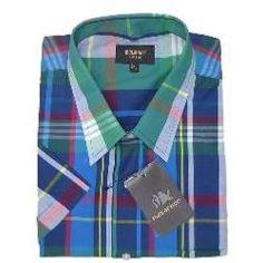 0f5f3af290f METAPHOR Big Mens Check shirts - bigmenonline - large mens clothing Large  Mens Clothing, Check