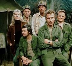 M*A*S*H - I could watch it forever...and sometimes I have.
