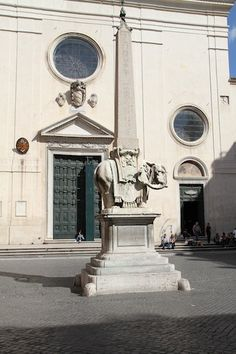 Santa Maria Sopra Minerva, Roma