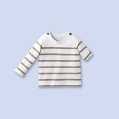 striped marinière shirt by silvia