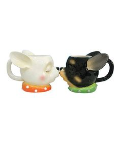 Look what I found on #zulily! Chihuahua Mug Set #zulilyfinds