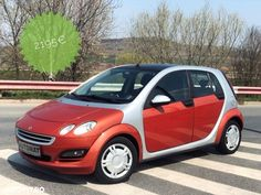 Smart Forfour Automatic / Panoramic / Clima / Stare TOP - 1 Smart Forfour, Diesel, Vehicles, Motorbikes, Diesel Fuel, Car, Vehicle, Tools