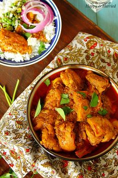 Delicious Sri Lankan Chicken Curry