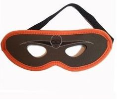 Keep your little superhero's identity a mystery with the Superhero Eye Mask Safari! It's soft, comfy, and the perfect size for little heroes!