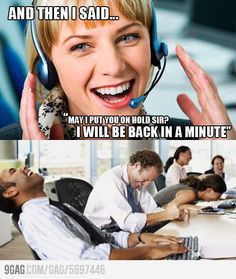 Meanwhile in a help desk office