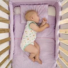 Make a sturdy, more comfortable baby mattress for $30 or so.