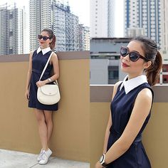 More looks by Rhea Bue: http://lb.nu/iamthedoll  #casual #chic #preppy
