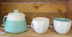 Arma tu propio juego de te con los productos de #vulcanodesignlab  #3dprinting #impresion3d #ceramica #pottery #juegodete #teatime #hechoencolombia #productocolombiano #kalanchoetm #shoppinginmedellin by kalanchoetm
