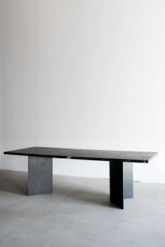 Parker Dining Table_Croft House – Food for Healty Dinning Table Design, Furniture Dining Table, Furniture Decor, Furniture Design, Repurposed Furniture, Painted Furniture, Modern Furniture, Granite Dining Table, Metal Dining Table