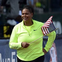 Aretha Thurmond makes her 4th Olympic visit
