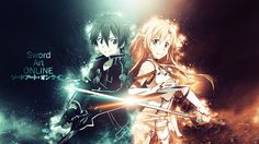 SAO: Kirito and Asuna