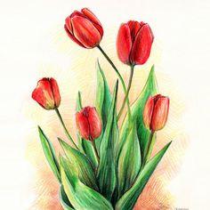masterpiece art royal purple tulips ii 2930 httpwwwmasterpieceartcomauroyal purple tulips ii silvia vassileva pinterest purple tulips