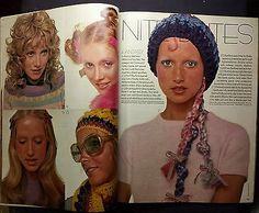 SEVENTEEN October 1971 Seventeen Magazine, 70s Fashion, 1970s, Princess Zelda, Retro, Magazines, October, Hair, Journals
