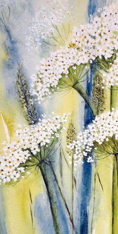 'Bärenklau' von Maria Inhoven bei artflakes.com als Poster oder Kunstdruck