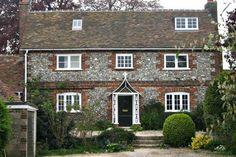 Midsomer Murders locaties: Britwell Salome, Oxfordshire. Aflevering: Birds of Prey. Het huis van Naomi Sinclair.