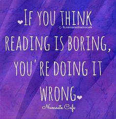 Reading quote via Namaste Cafe at www.Facebook.com/NamasteDharmaCafe