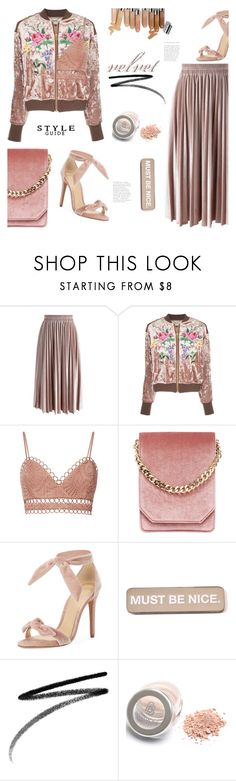 """UNTITLED #209"" by glamfashioner ❤ liked on Polyvore featuring Chicwish, Muveil, Zimmermann, Cafuné, Alexandre Birman, RIPNDIP, Olsen and Clé de Peau Beauté"