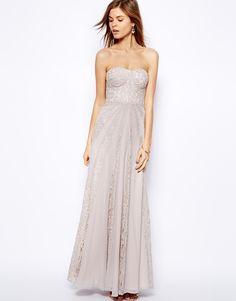 Suri lace maxi dress coast