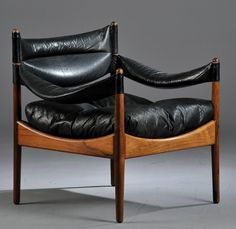 Kristian Solmer Vedel, Modus Easy Chair for Forma, 1960s.