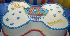 paw patrol cake – Google Search