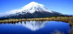Mt. Taranaki.