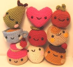 Learn to crochet, because what else do you do when you get super old? Plus I want to make cute stuff!!