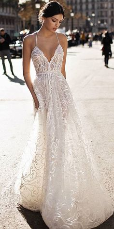 Gorgeous A Line Wedding Dresses  See more: www.weddingforwar... #weddings #wedding #weddingideas #weddings #weddingdresses #weddingdress #bridaldress #bridaldresses