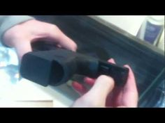 Tokyo Model Company-  Taiwan Custom Glock 19 Full Metal Gas Blow Back Power Test