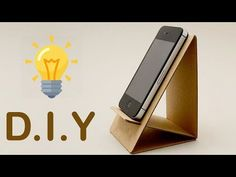 Cardboard Diy Cell Phone Stand - 2 Diy Phone Stand Cardboard Mobile Holder Craft Best Out Of How To Make A Mobile Phone Stand Out Of Cardboard Diy Cardboard 6 Phone Holder Made From C. Diy Iphone Stand, Diy Cell Phone Stand, Iphone Holder, Cell Phone Holder, Diy Phone Holders, Diy Ipad Stand, Iphone S6 Plus, Iphone Phone, Mobile Stand
