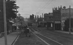 Dominion Road, Auckland, 1900s