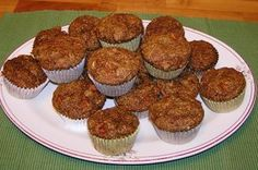 Susan's Health Bomb Muffins Recipe on Food52 recipe on Food52
