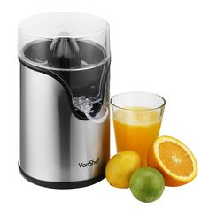 VonShef Premium Electric Citrus Fruit Juicer *** This is an Amazon Affiliate link. For more information, visit image link.