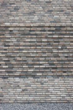 PAN Centre (Centre for Pathology, Anatomy and Neuropathology) of the University Hospital Münster Brick In The Wall, Brick And Stone, Brick Wall, Detail Architecture, Brick Architecture, Brick Design, Facade Design, Brick Masonry, Brick Detail