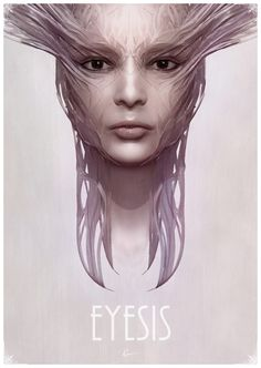 Eyesis by Riyahd Cassiem, via Behance